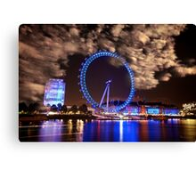 The 'Eye' Of London Canvas Print