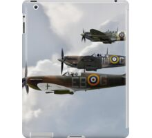 Super Spitfires  iPad Case/Skin