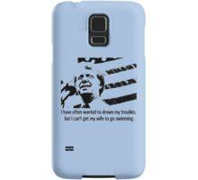 JIMMY CARTER-3 Samsung Galaxy Case/Skin
