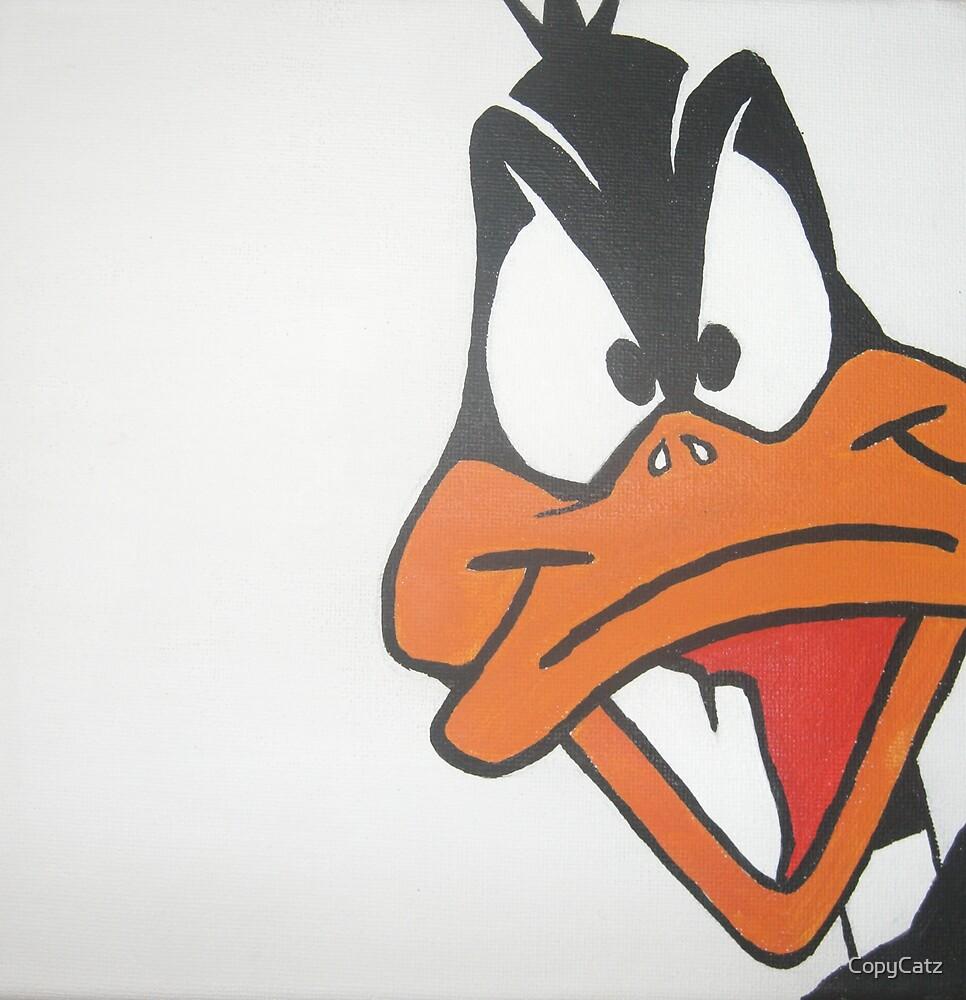 Daffy Duck by CopyCatz
