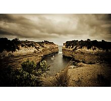 Loch Ard Gorge, Great Ocean Road, Victoria Photographic Print