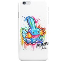 Cute Mudkip Spraypaint Tshirts + More! ' Pokemon ' iPhone Case/Skin
