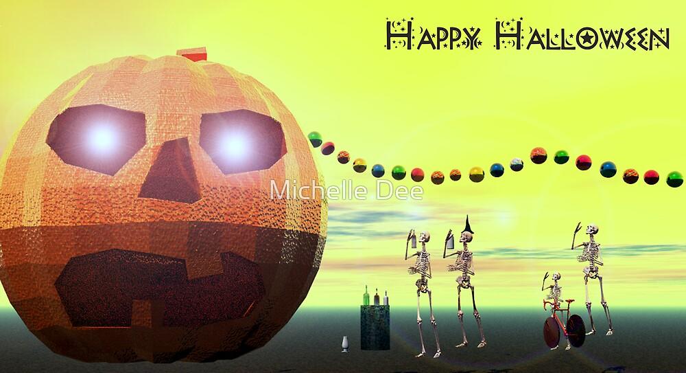 Happy Halloween by michelleduerden