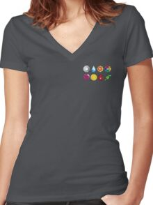 Merit - Collection I Women's Fitted V-Neck T-Shirt