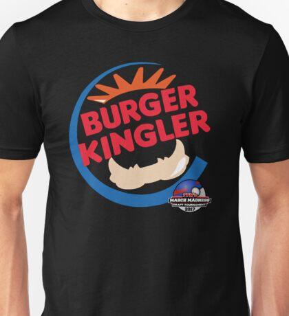 Burger Kingler - March Madness Edition Unisex T-Shirt