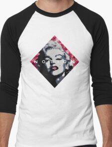 Marilyn Monrose Men's Baseball ¾ T-Shirt