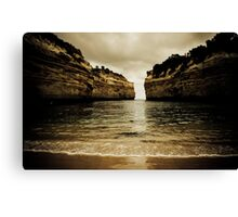 Loch Ard Gorge #2, Great Ocean Road, Victoria Canvas Print