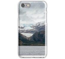 Glacier Alley, Chile iPhone Case/Skin