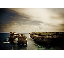 Natural Arch, Great Ocean Road, Victoria Photographic Print