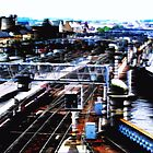 Trains by Conor  Logan