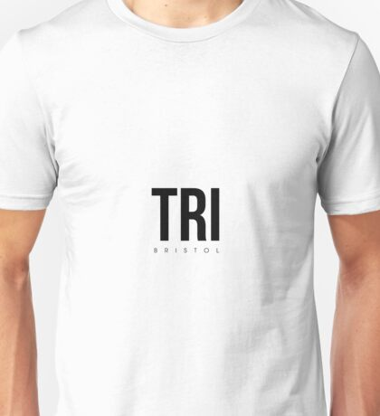 TRI - Bristol Airport Code Unisex T-Shirt
