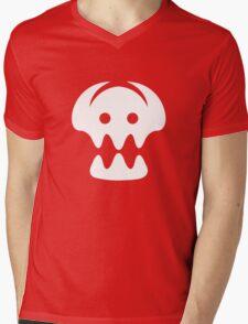 HTTYD 2 Skull (original) Mens V-Neck T-Shirt