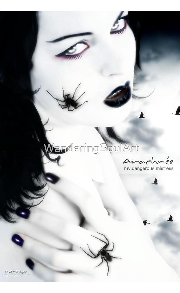 Arachnee by WanderingSoulArt