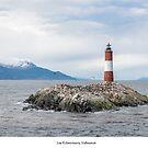 Les Éclaireurs Lighthouse,Ushuaia by Jacinthe Brault