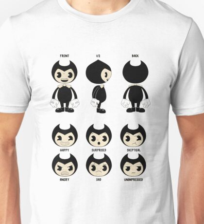 bendy and the ink machine merch