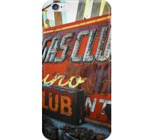 Las Vegas Club iPhone Case/Skin