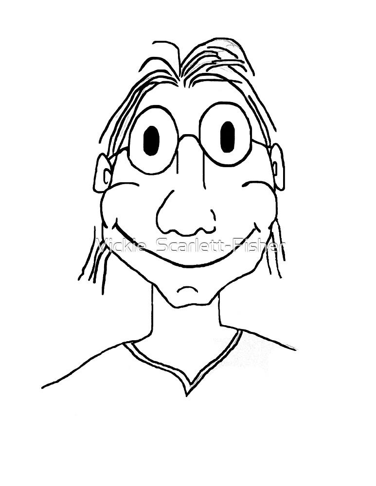 My Geek Guy by Vickie  Scarlett-Fisher