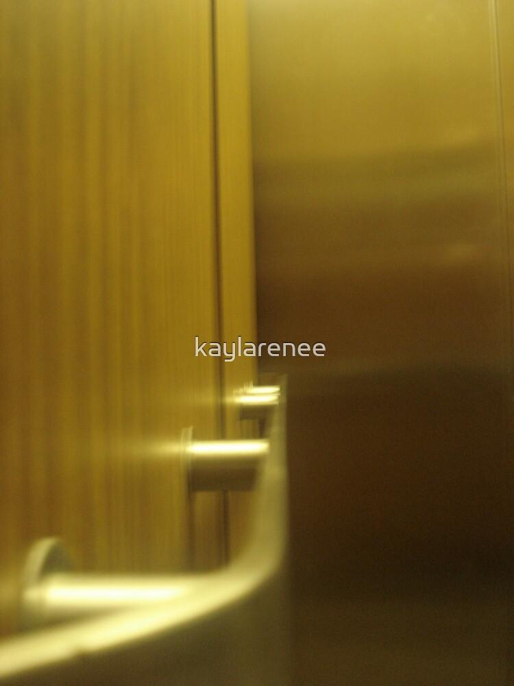 Elevator fun by kaylarenee