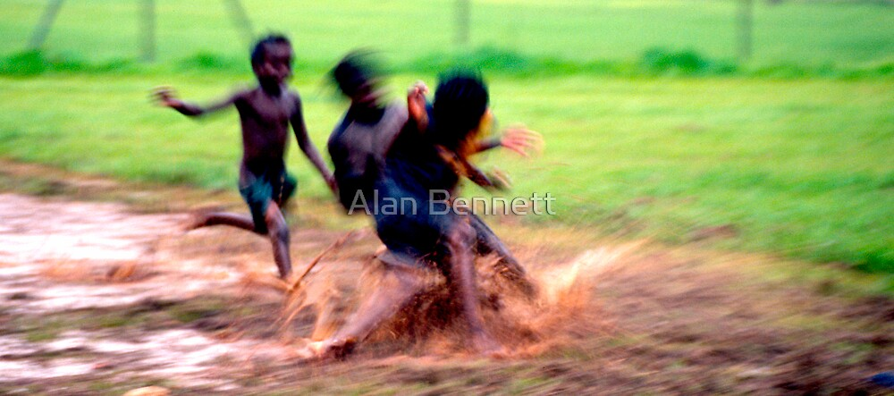 Tiwi Islands Fun by Alan Bennett