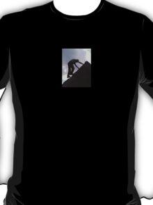 Man who faces nature T-Shirt