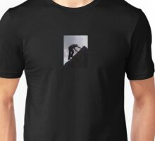 Man who faces nature Unisex T-Shirt