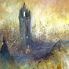 church spire by terryjohn2