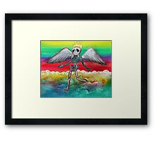Heaven is for Real Framed Print
