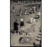 London Beach Photographic Print