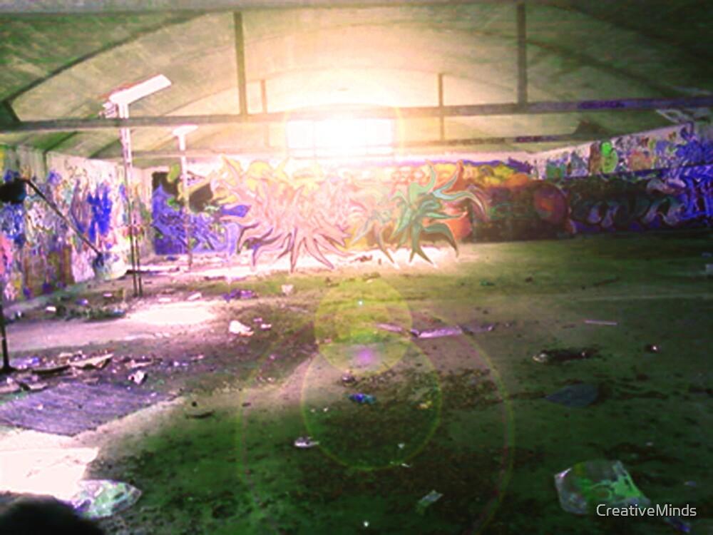 Abandoned Warehouse by CreativeMinds