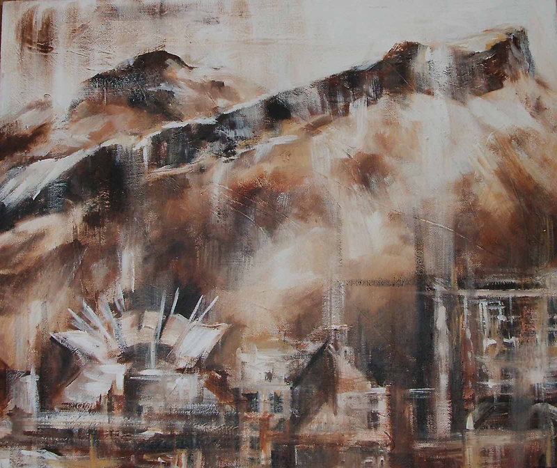 Arthurs Seat by Nicola  Cairns