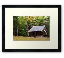 Appalachian Autumn   Framed Print