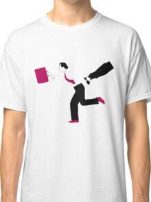 Take the money and run Classic T-Shirt