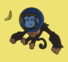 Monkey In Space by Adam Witton