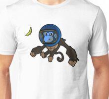 Monkey In Space Unisex T-Shirt