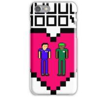 GUY LOVE iPhone Case/Skin
