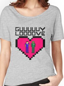 GUY LOVE Women's Relaxed Fit T-Shirt
