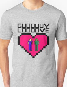 GUY LOVE Unisex T-Shirt