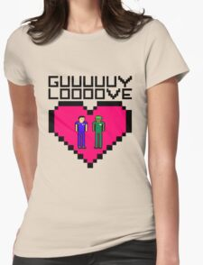 GUY LOVE Womens Fitted T-Shirt