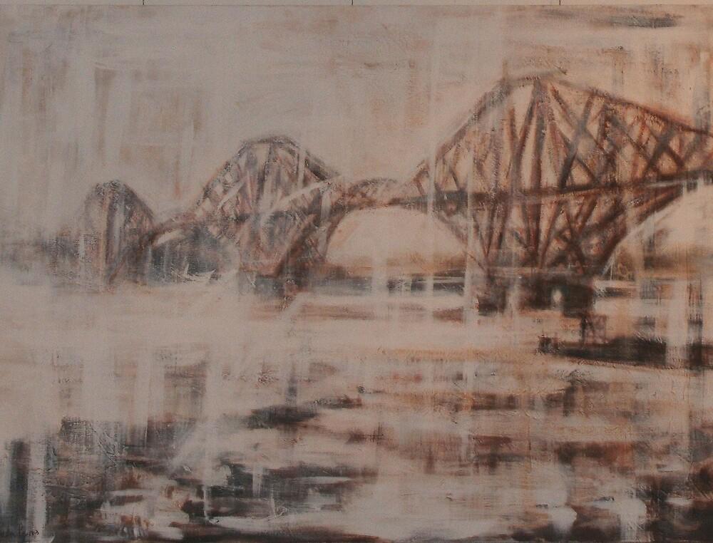 Forth Bridge by Nicola  Cairns