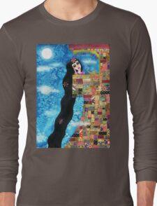 Rapunzels Moon Long Sleeve T-Shirt