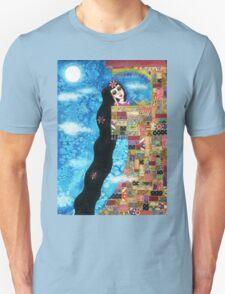 Rapunzels Moon Unisex T-Shirt