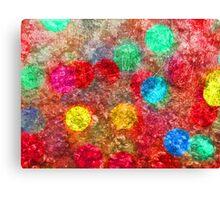 Rainbow Haze Canvas Print