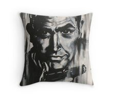 Shaken & Stirred Throw Pillow