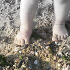 Seashells & Feet by Melissa Arel Chappell
