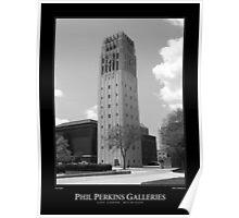 University of Michigan Clock Tower 1 Poster