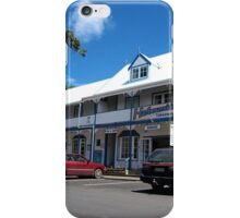 Mangonui - one of the charms of the north.......! iPhone Case/Skin