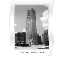 University of Michigan Clock Tower 2 Poster