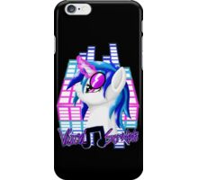 MLP Vinyl Scratch: For The Love Of Music iPhone Case/Skin