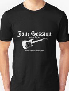 Jam Session Scot Kroeker Dark TShirt 1 Unisex T-Shirt