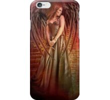 Defender Of The Gate iPhone Case/Skin